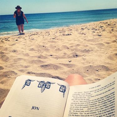 Oh hey, beach day :D
