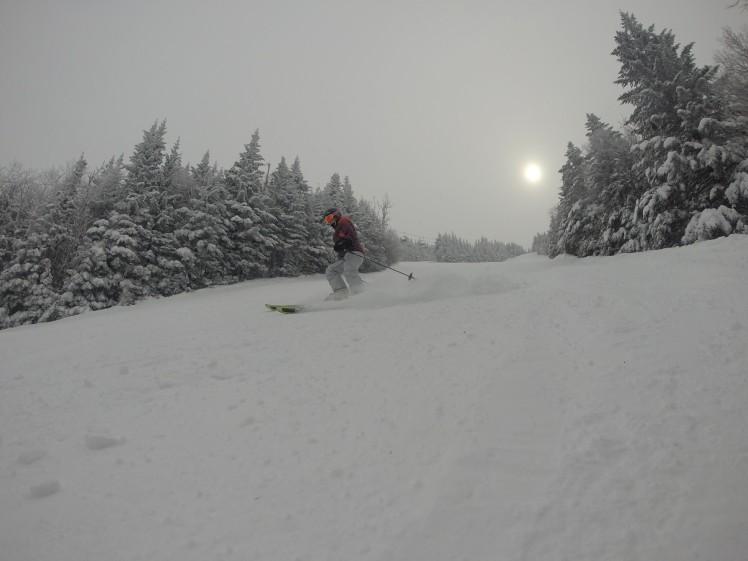 mt snow day
